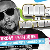00's By Nature at Concrete on Saturday 15th June 2019