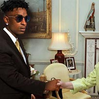 21 Savage: Welcome Home Party at The Old Queen's Head on Friday 15th March 2019