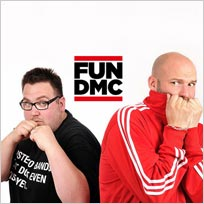 FUN DMC - The Nextmen Special at Hoxton Square Bar & Kitchen on Sunday 29th April 2018