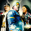 Mase Fat Joe Foxy Brown Indigo2 London