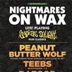 Nightmares on wax Peanut Butter wolf London