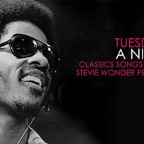 A Night of Stevie at Jazz Cafe on Tuesday 10th October 2017