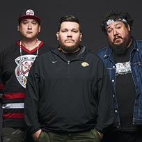 A Tribe Called Red at Oslo Hackney on Thursday 25th January 2018