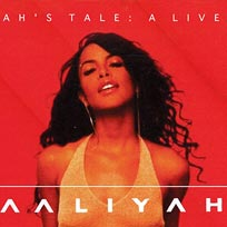 Aaliyah's Tale: A Live Show at Jazz Cafe on Saturday 17th February 2018