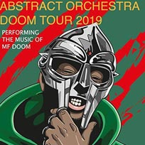 Abstract Orchestra at Jazz Cafe on Tuesday 14th May 2019