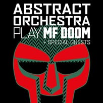 Abstract Orchestra Play MF Doom at Rich Mix on Thursday 7th November 2019