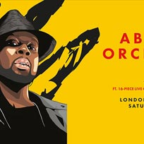 Abstract Orchestra at Under the Bridge on Saturday 23rd March 2019