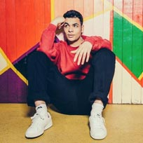 Ady Suleiman at Scala on Tuesday 11th October 2016