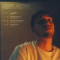 Aeris Roves at Omeara on Thursday 17th October 2019