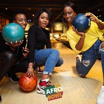 AFROBowl at Bloomsbury Bowl on Friday 19th July 2019