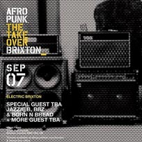 AFROPUNK at Electric Brixton on Friday 7th September 2018