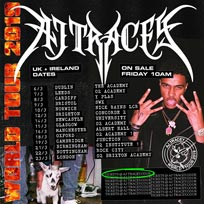 AJ Tracey at Brixton Academy on Saturday 23rd March 2019
