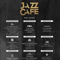 Al Dobson Jr at Jazz Cafe on Wednesday 25th May 2016