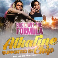Alkaline at Brixton Academy on Sunday 23rd April 2017