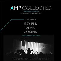AMP Collected at Jazz Cafe on Thursday 23rd March 2017