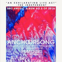 Anchorsong at Birthdays on Thursday 16th November 2017