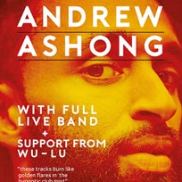 Andrew Ashong at Oslo Hackney on Wednesday 14th February 2018