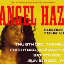 Angel Haze at XOYO on Saturday 7th December 2019