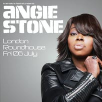 Angie Stone at The Roundhouse on Friday 6th July 2018