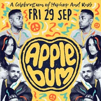 Applebum at Ace Hotel on Friday 29th September 2017