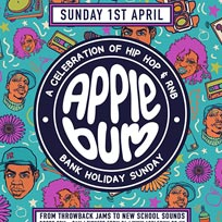 Applebum Bank Holiday Sunday at Book Club on Sunday 1st April 2018