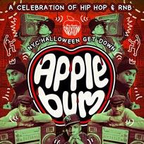 Applebum at Brixton Big Apple on Friday 28th October 2016