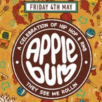 Applebum at Bloomsbury Bowl on Friday 4th May 2018