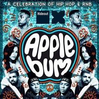 Applebum at The Laundry Building on Friday 24th February 2017