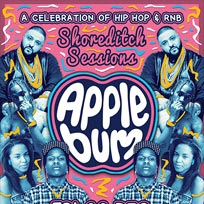 Applebum Shoreditch Sessions at The Hoxton Pony on Friday 22nd December 2017