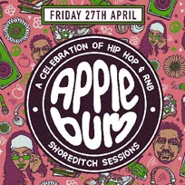 Applebum at Ace Hotel on Friday 27th April 2018