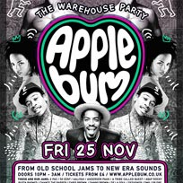 Applebum Warehouse Party at The Laundry Building on Friday 25th November 2016