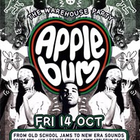 Applebum Warehouse Party at The Laundry Building on Friday 14th October 2016