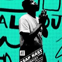 A$AP Nast at XOYO on Monday 2nd May 2016