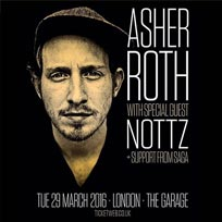 Asher Roth London March 2016