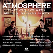 Atmosphere at Electric Ballroom on Tuesday 23rd April 2019