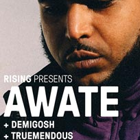 Awate at The Roundhouse on Saturday 23rd March 2019