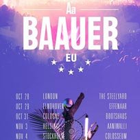 Baauer at The Steelyard on Friday 28th October 2016