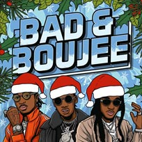 Bad & Boujee at Hoxton Square Bar & Kitchen on Saturday 22nd December 2018