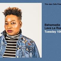 Bahamadia at Jazz Cafe on Tuesday 10th September 2019