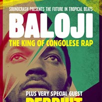Baloji w/ Débruit & Family Atlantica at Islington Assembly Hall on Thursday 16th November 2017