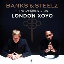 Banks and Steelz at KOKO on Friday 18th November 2016