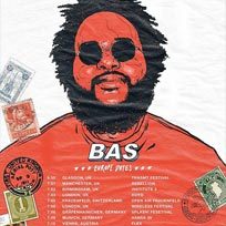 Bas at XOYO on Tuesday 3rd July 2018