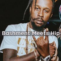 Bashment Meets Hip-Hop & Afrobeats at 333 Mother Bar on Friday 19th July 2019