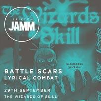 Battle Scars at Brixton Jamm on Thursday 29th September 2016