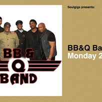 BB&Q Band at Jazz Cafe on Monday 2nd December 2019