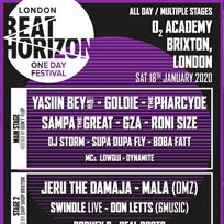Beat Horizon Festival at Brixton Academy on Saturday 18th January 2020