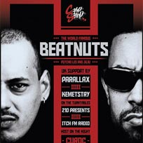 The Beatnuts at Chip Shop BXTN on Thursday 20th September 2018
