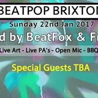 Beatpop Brixton at Brixton Windmill on Sunday 22nd January 2017