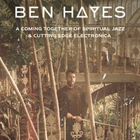Ben Hayes at The Waiting Room on Thursday 30th May 2019