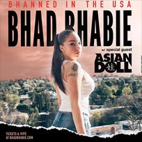 Bhad Bhabie at Islington Academy on Wednesday 11th July 2018